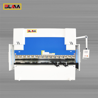 CT8 Controller Sheet Metal Press Brake Mechanical Press Brake