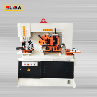 Q35Y-16 Hydraulic Ironworker Machine for Metal Sheet Plate