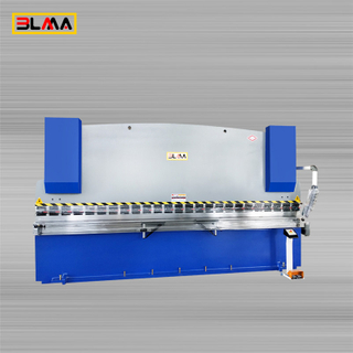 WC67K E300 Controller Sheet Metal Press Brake Machine