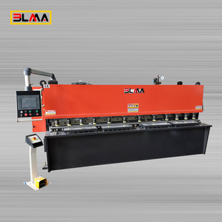 QC12K/Y NC Hydraulic Metal Cutting Shear Shearing Machine Manufacturers