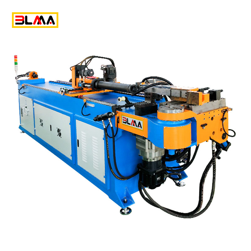 DW38 CNC-3A-1S Furniture Steel Bending Machine Pipe Bender For Sale