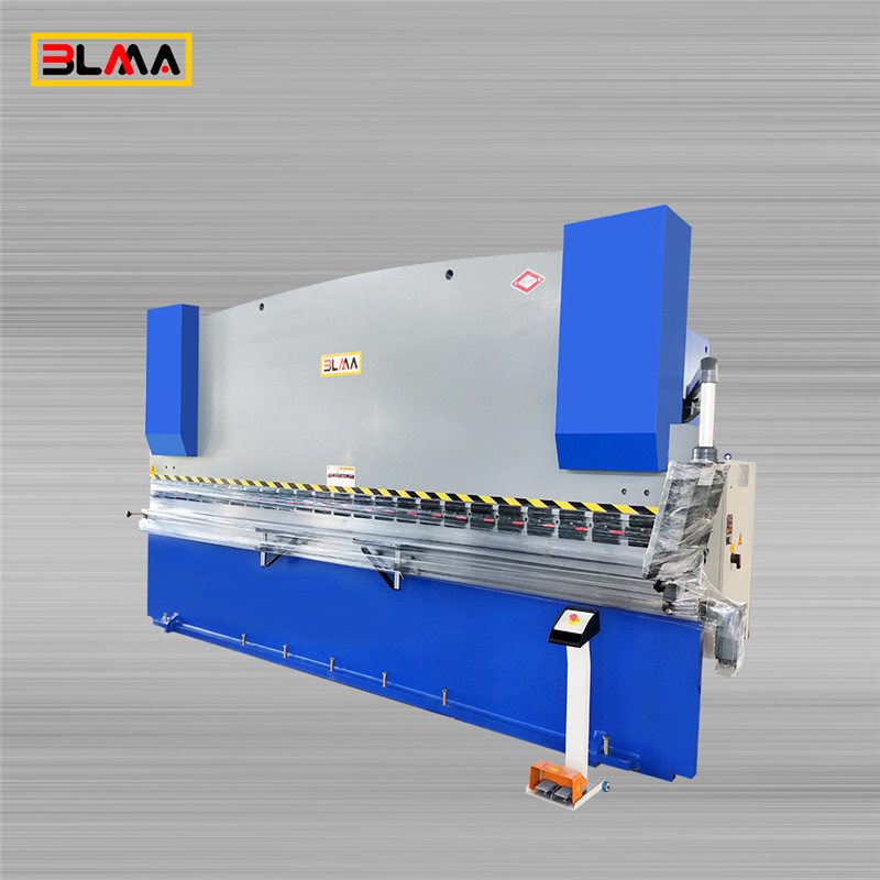 WC67K Press Brake Machine With E300 Controller