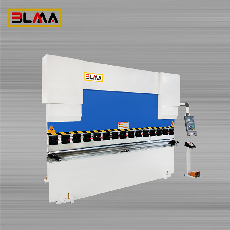 WC67K E21 Controller NC Hydraulic Press Brake Machine