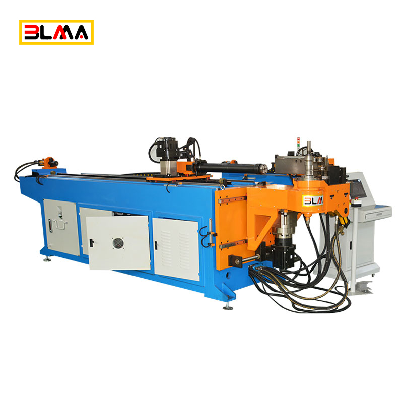 DW50CNC-4A-2SV Metal Stainless Steel CNC Pipe Bender