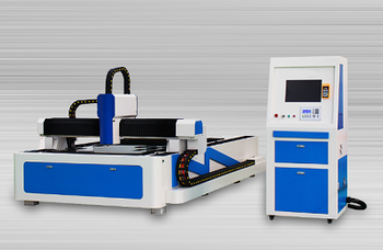 500W Fiber Laser Cutting Machine for Metal Sheet for Sale
