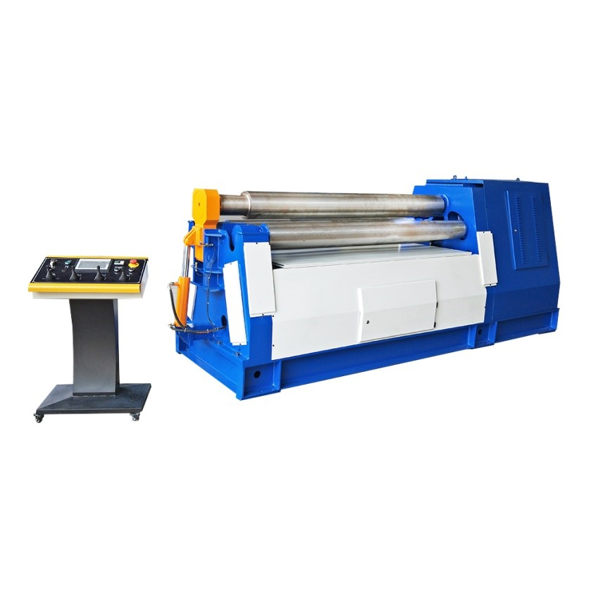 4 roll plate rolling machine